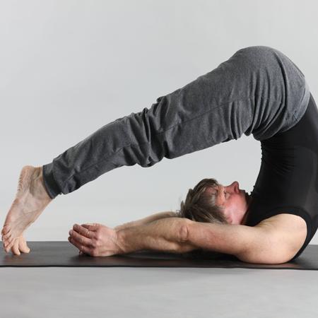 Vinyasa yoga class in Morganton, NC