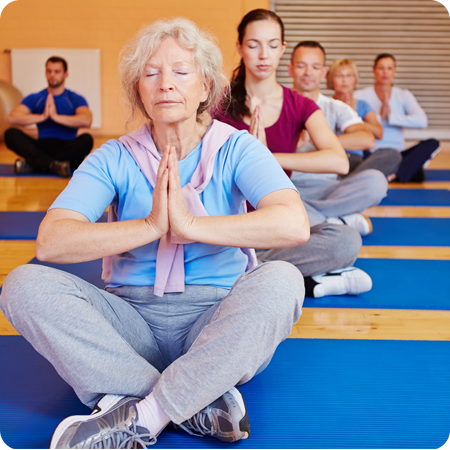 Community yoga classes are free yoga classes in Morganton, NC