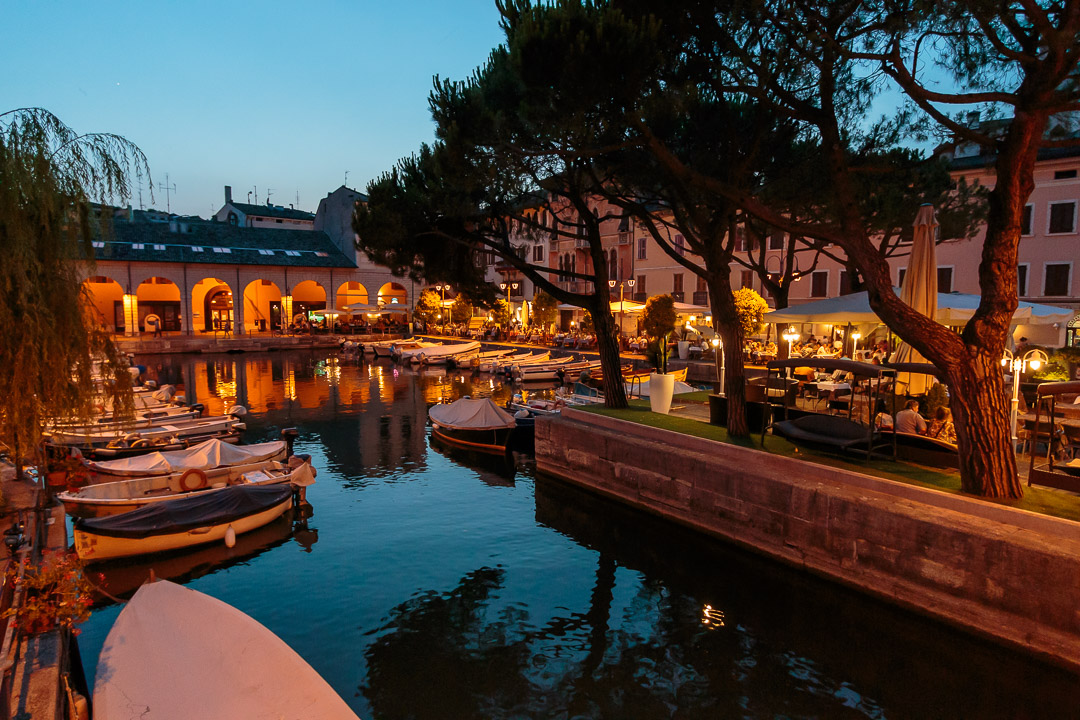 10-3667 Desenzano at Night