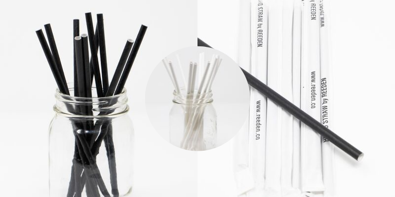 """Regular Straws - Dimensions: 6mm (0.24"""") width x 197 mm (7.75"""") heightThe regular straws come in both black and white and are great for any beverage or aerated drinks that you would serve.They come either wrapped or unwrapped in kraft boxesThey come in packs of 500 and boxes of 5000."""