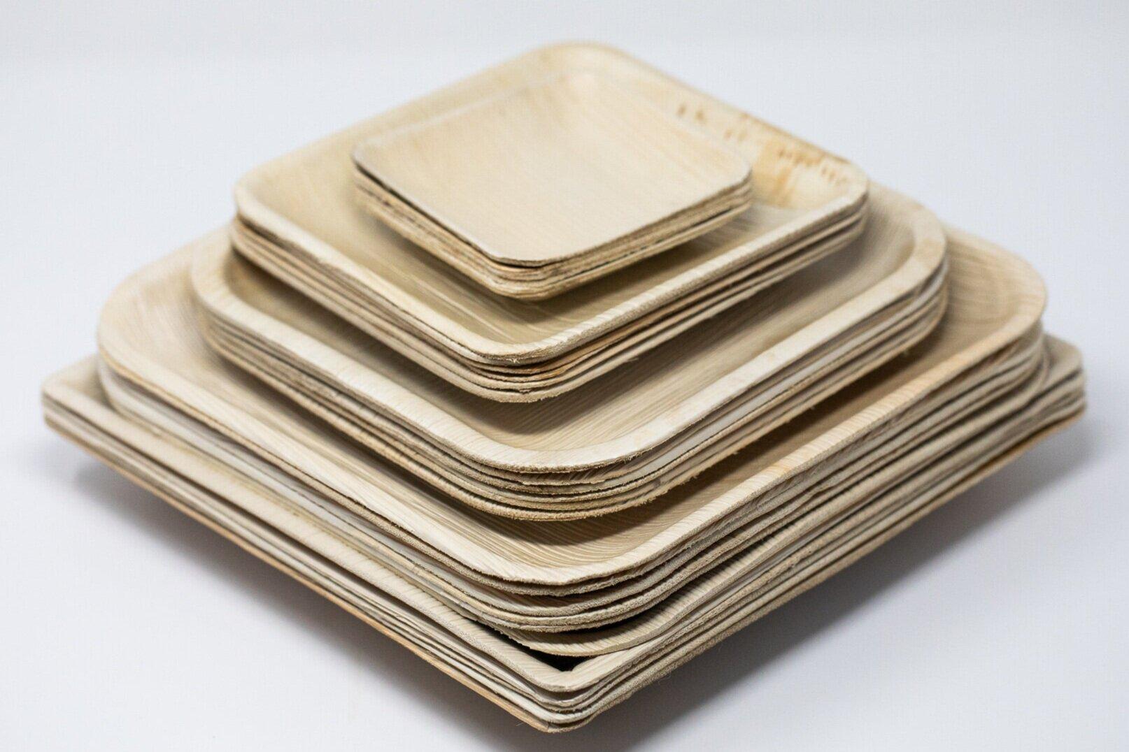 Square Plates -