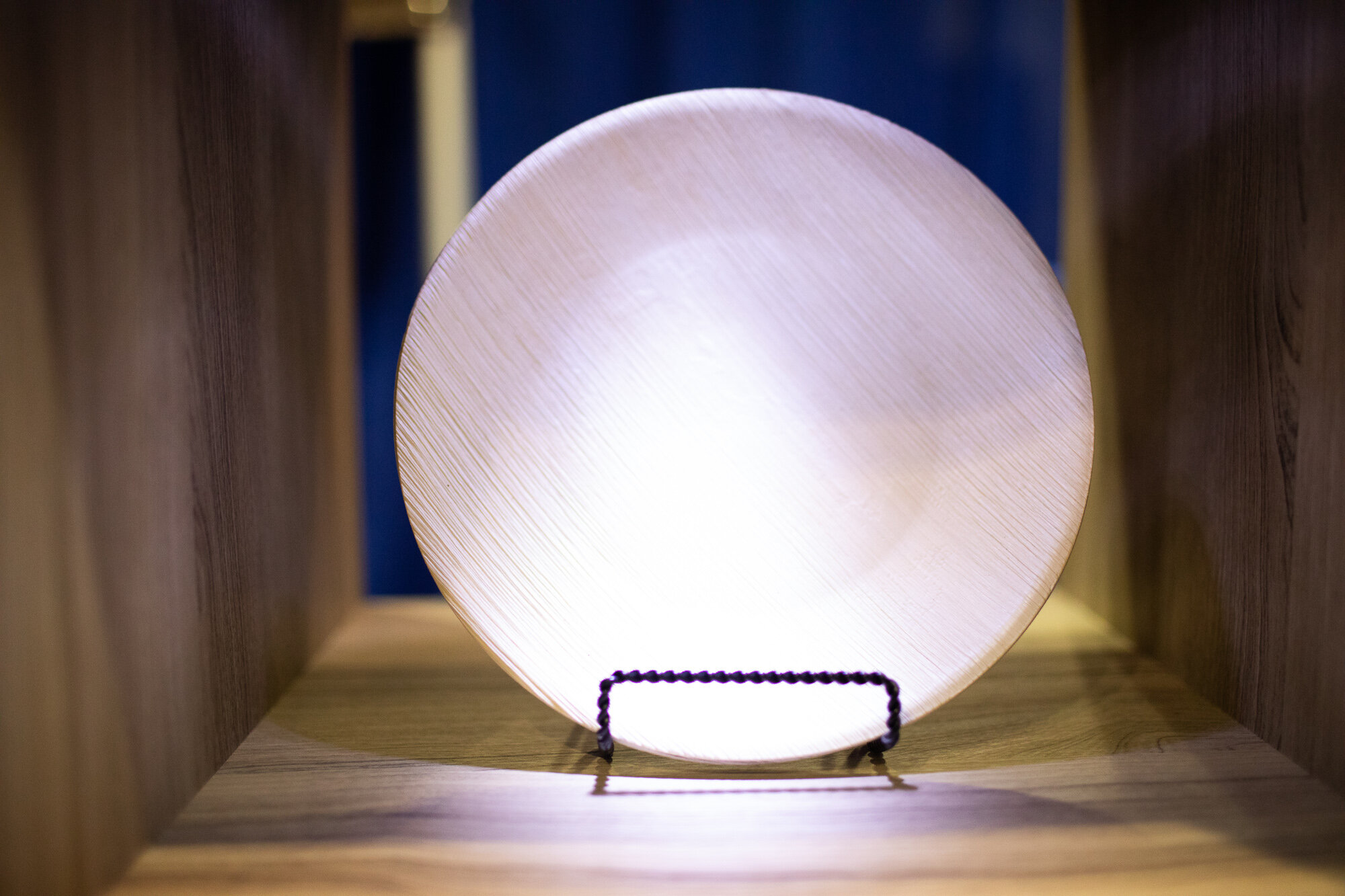 Round Plates -