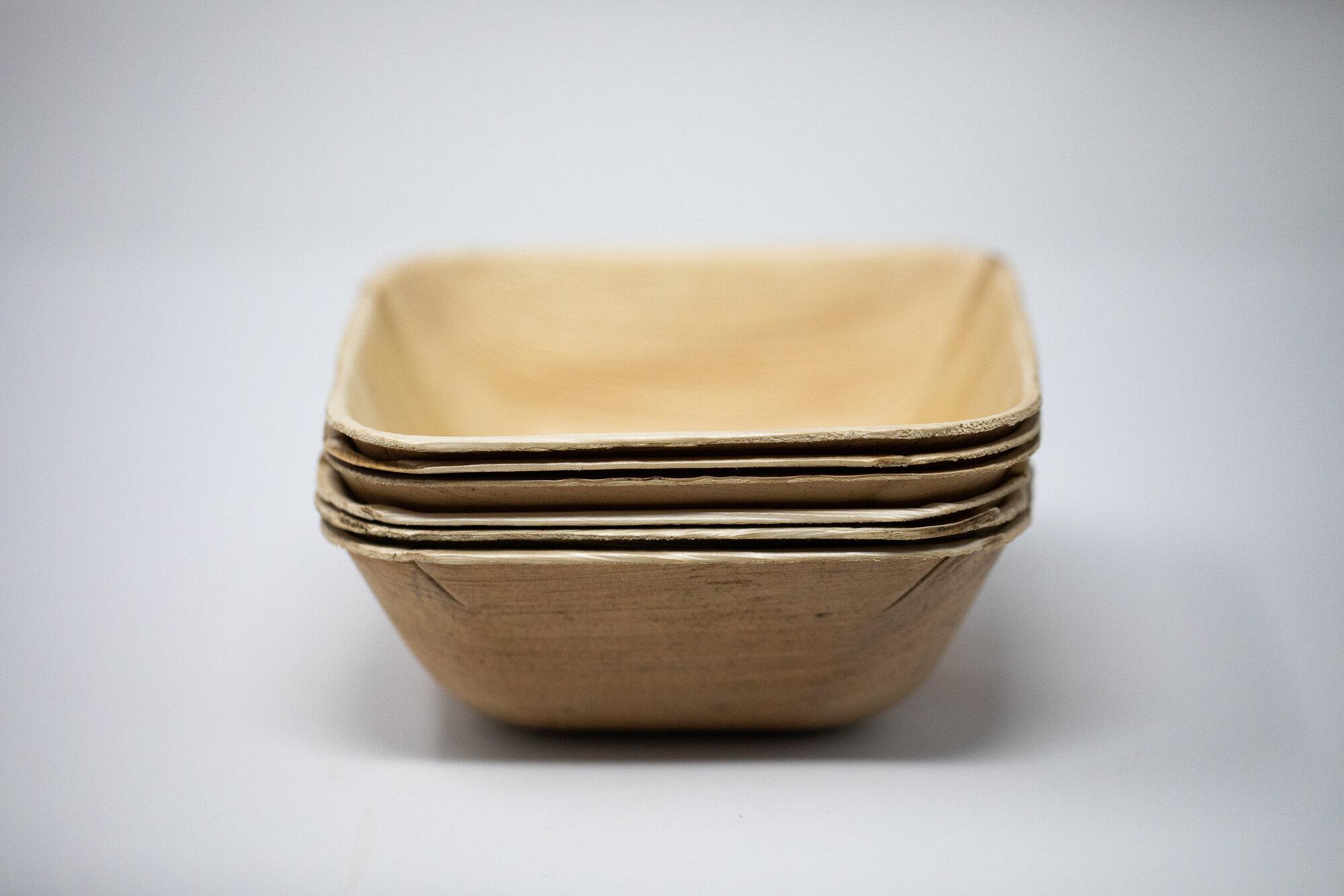 "5.5"" Deep Square bowl"