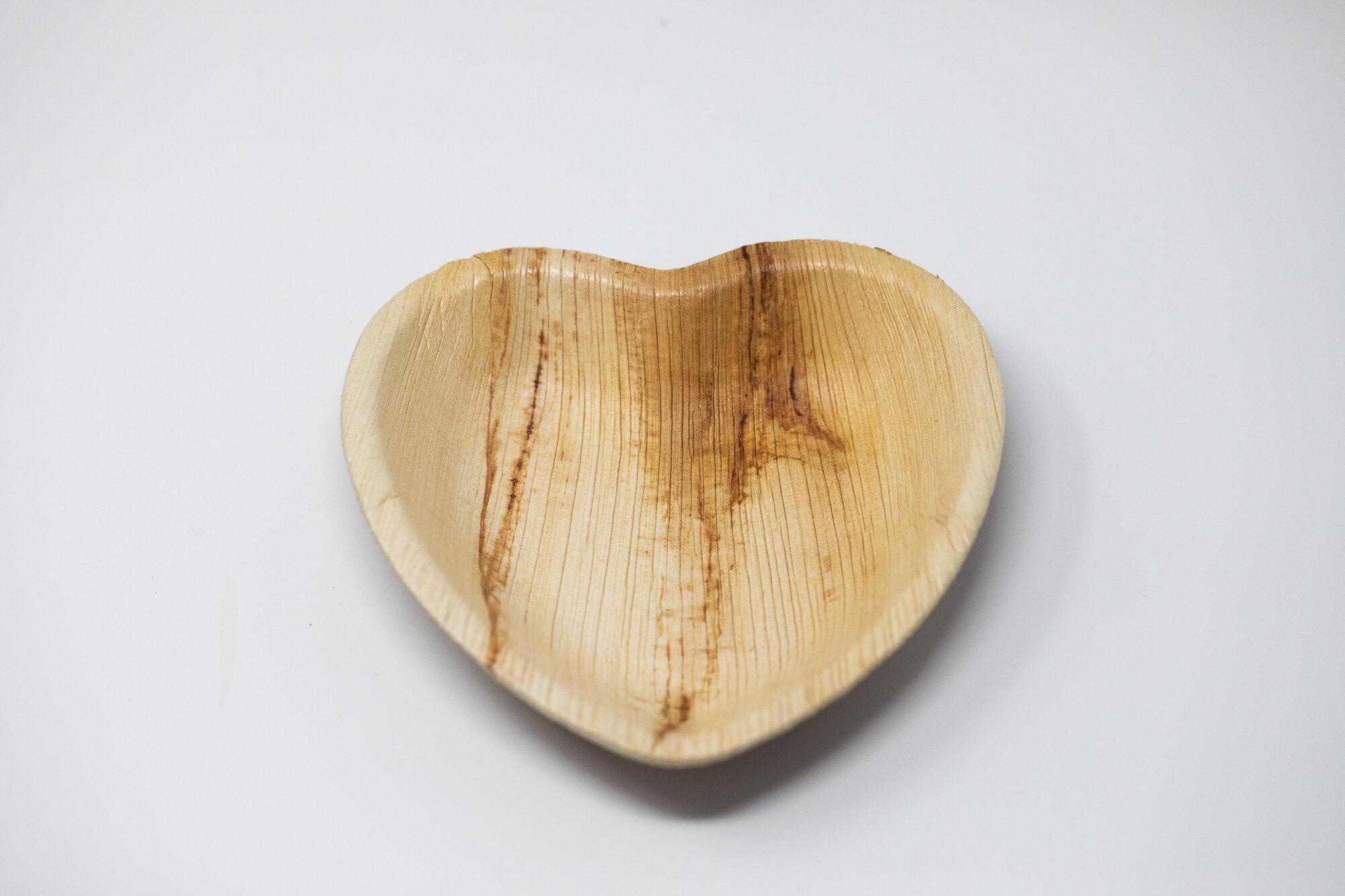 """6"""" Heart Shaped Plate"""