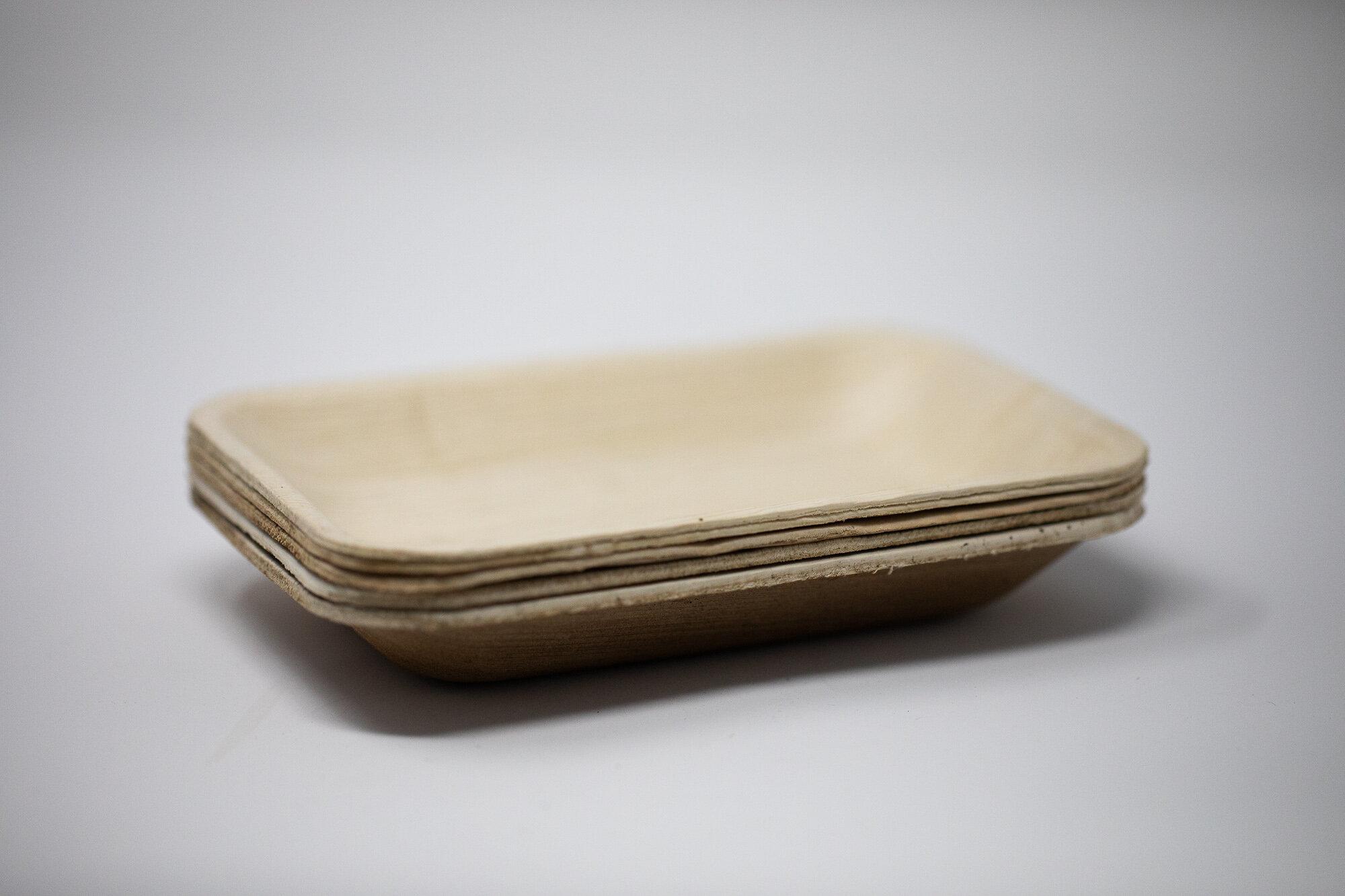 "9"" x 6"" Rectangular Plate"