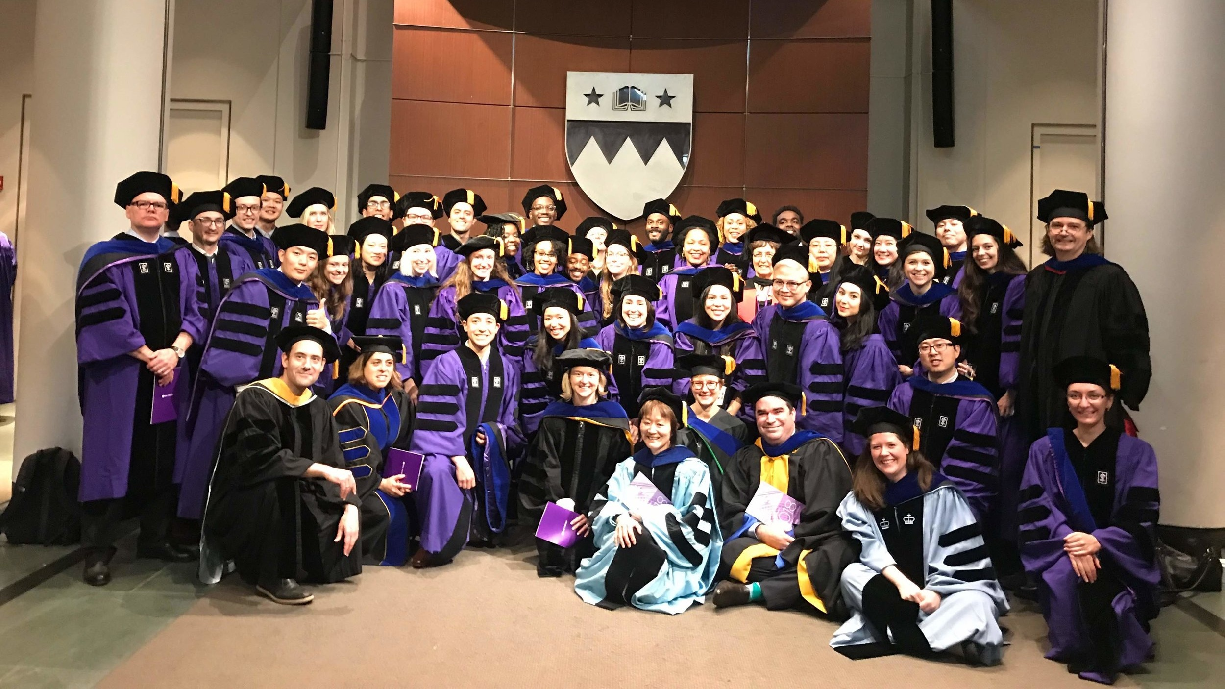 SACKLER PHD GRADUATION, 2018