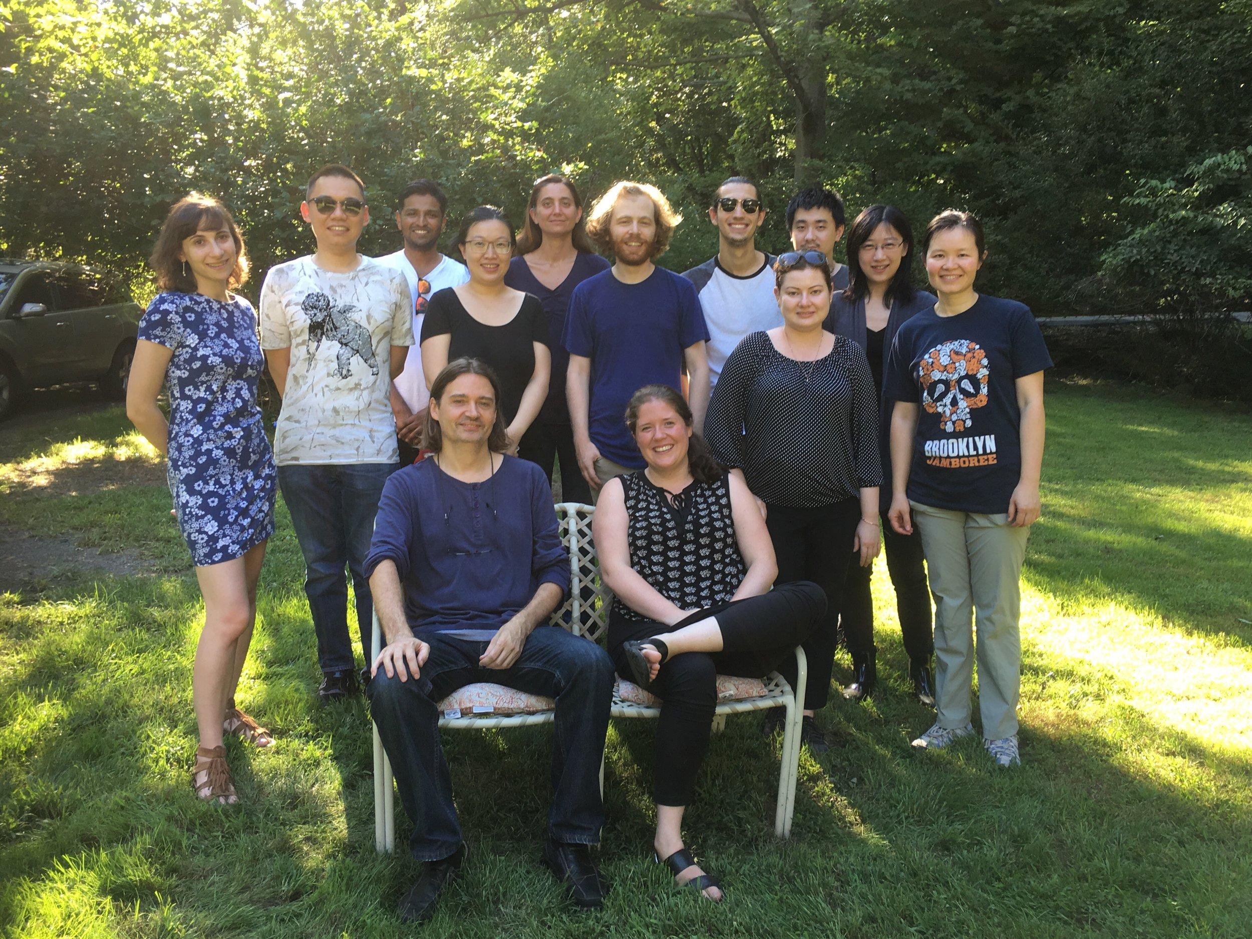 Fenyo / Ruggles Lab Retreat 2018