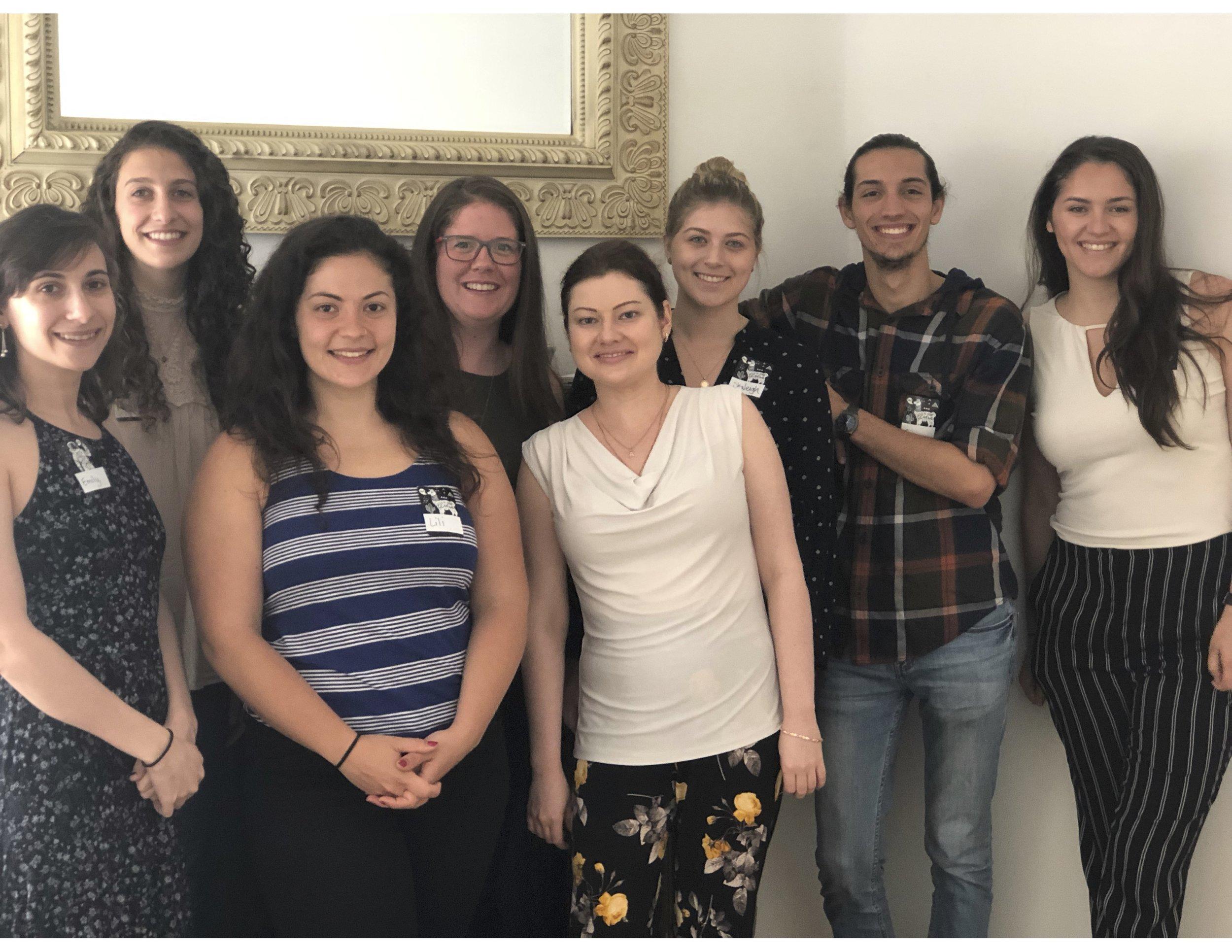 SCBM/BMI Student Retreat 2019