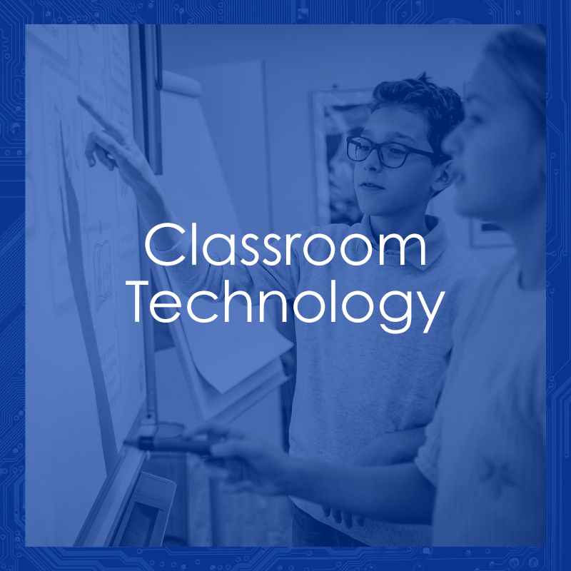 Technology By Design Classroom Technology