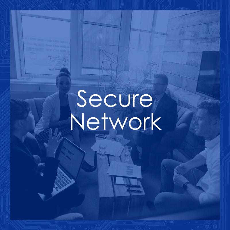 Technology By Design Secure Network Hosanna Church