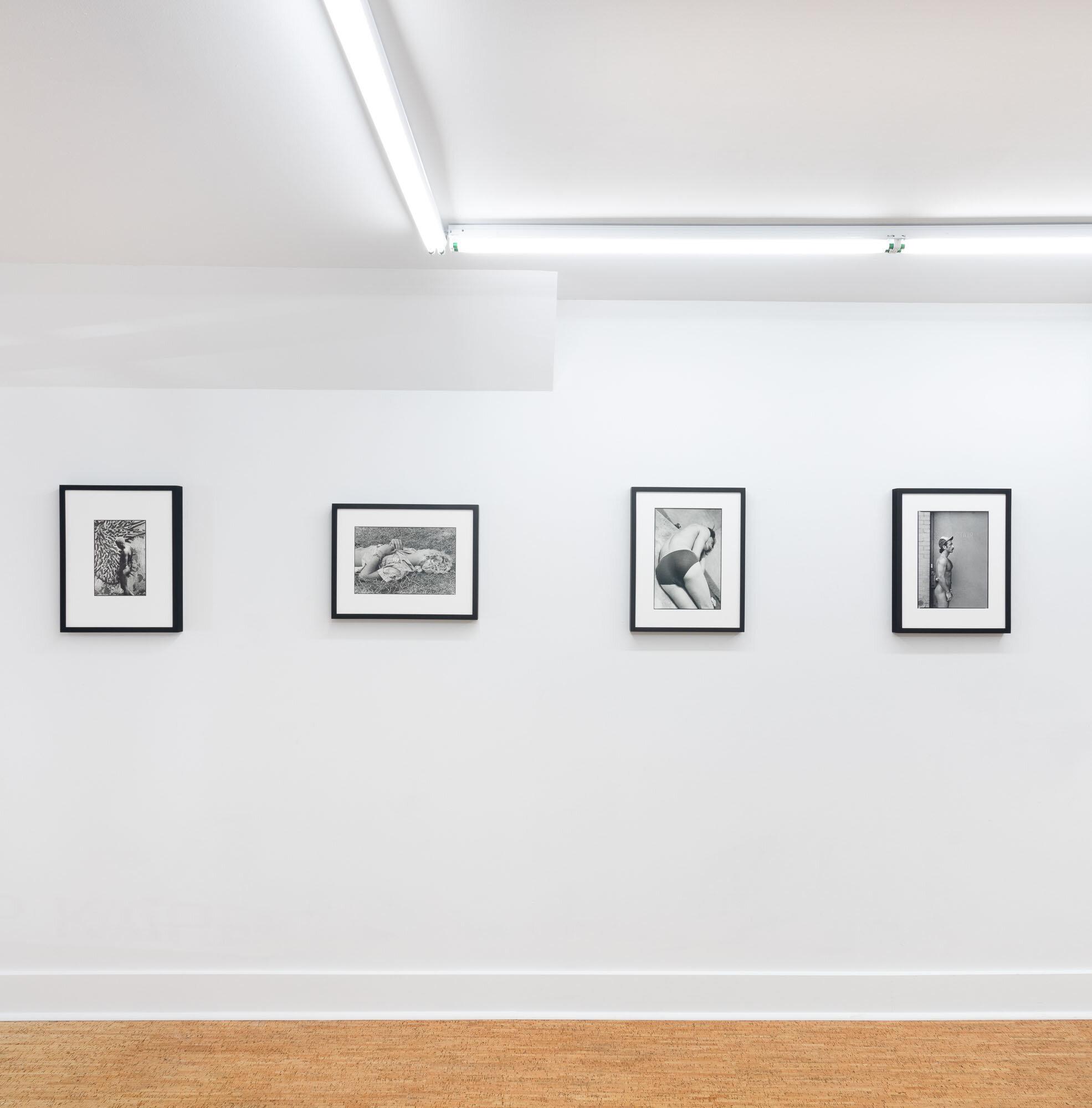 Stanley Stellar 'Photographs 1979 – 1992' (installation view). Photo: Joseph Hu