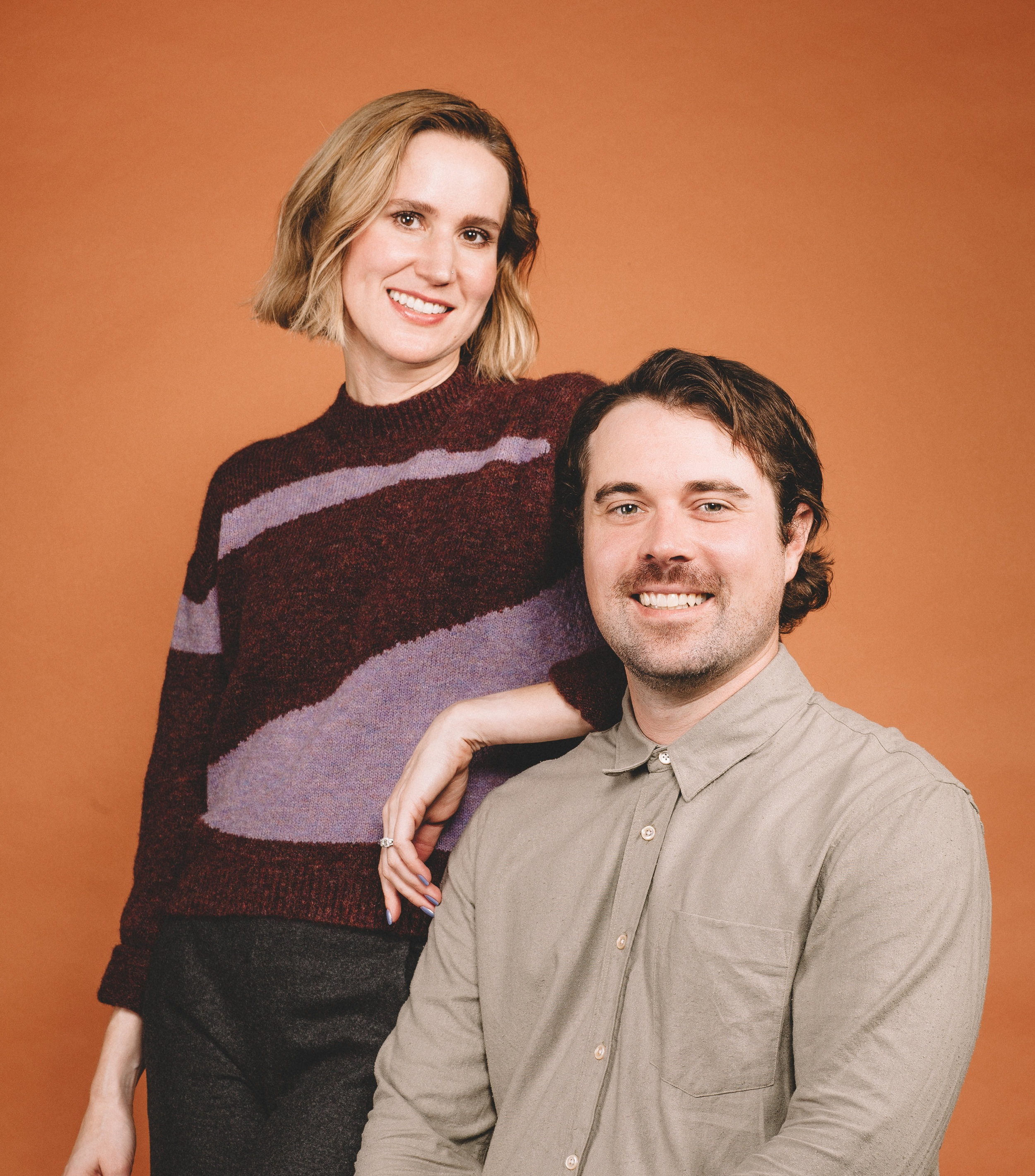 Meet our founders. - Color. was founded by entrepreneurs Jaime Schmidt and Chris Cantino in 2018. Jaime founded Schmidt's Naturals in the couple's small Portland, OR kitchen, and led the company to acquisition by Unilever in December 2017 alongside her partner Chris.Today, Jaime and Chris are focused on returning to their roots as makers and entrepreneurs, embedding themselves in the creative community and launching new projects designed to support emerging entrepreneurs through investment and thought leadership.Contact Jaime and Chris ➝