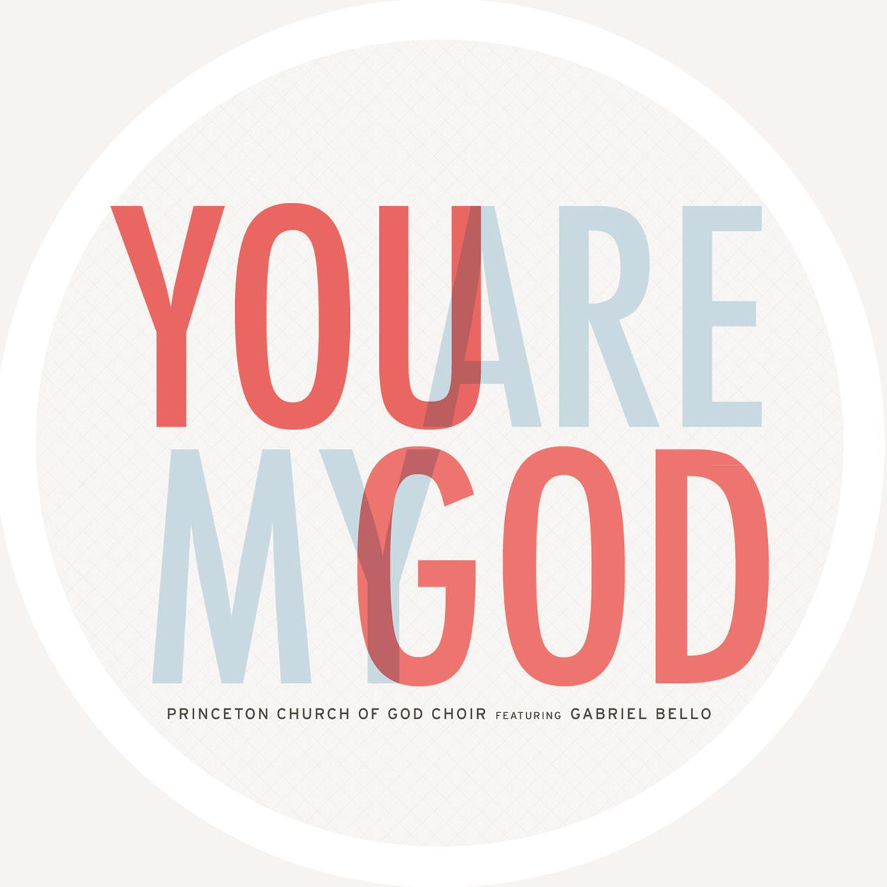 You are my God cd cover.jpg