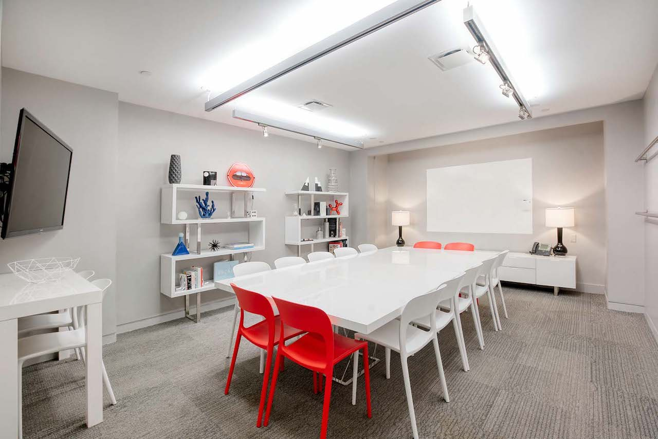 Conference Room Rentals - Whether you're a tenant or not, book your next meeting at Space 530, flexible rates from $75/hr.