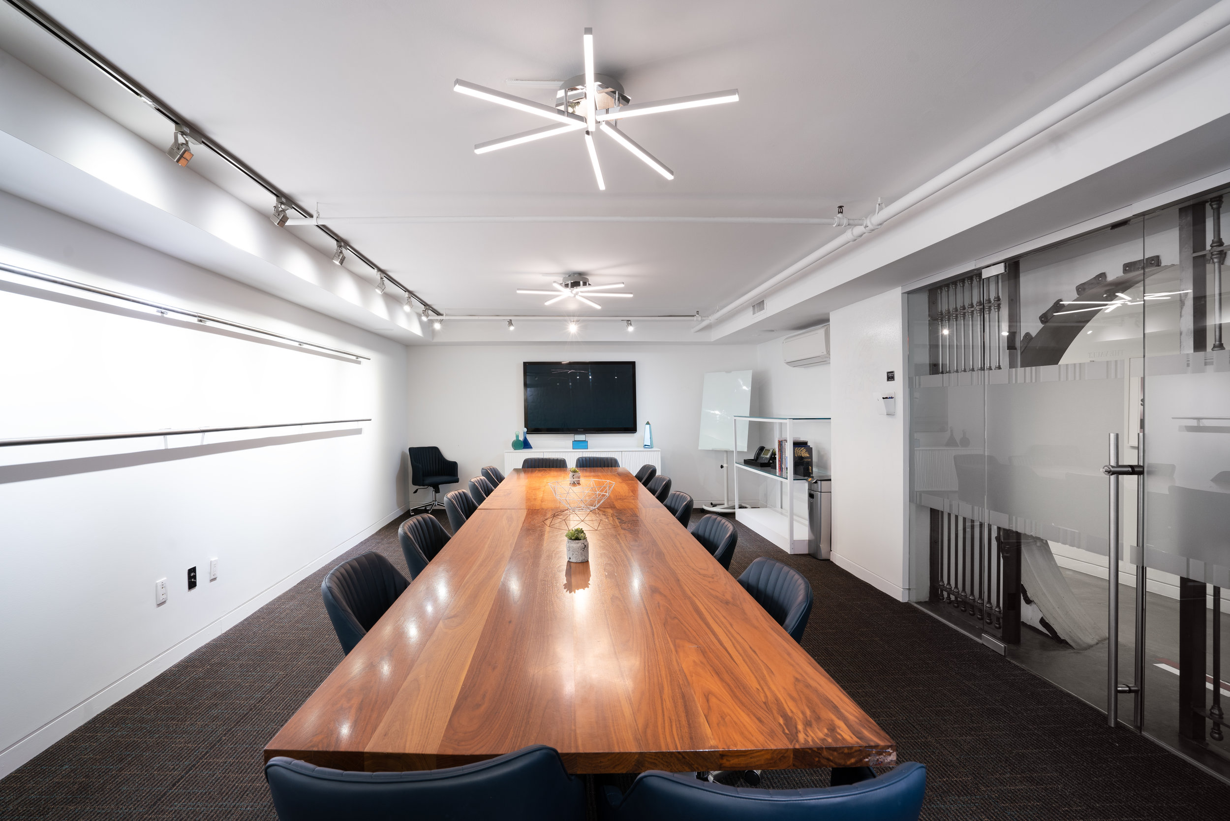 The Vault Conference Room Available for Hourly Booking at Space 530