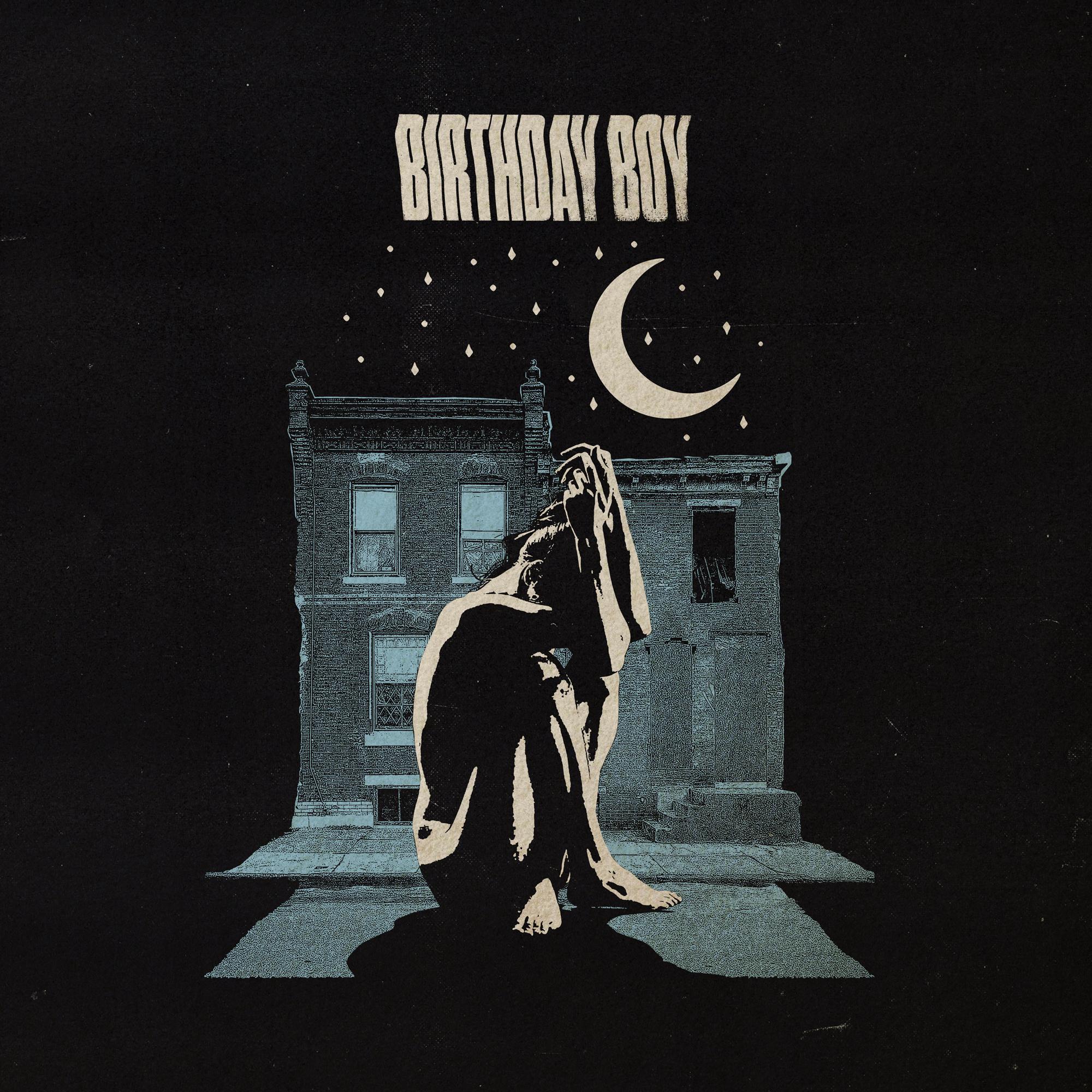 "New Birthday Boy Single ""Sleeping On The Roof"""