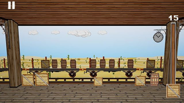 I'm making great progress with the railway minigame for FlickADrink. I've been programming the mechanics and made several assets for the scene yesterday and today.  Test an early Android version. Link in bio!  #indiegame #gamedev #pixelart #ue4 #android #western #wildwest #indiegame #train #trains #railway