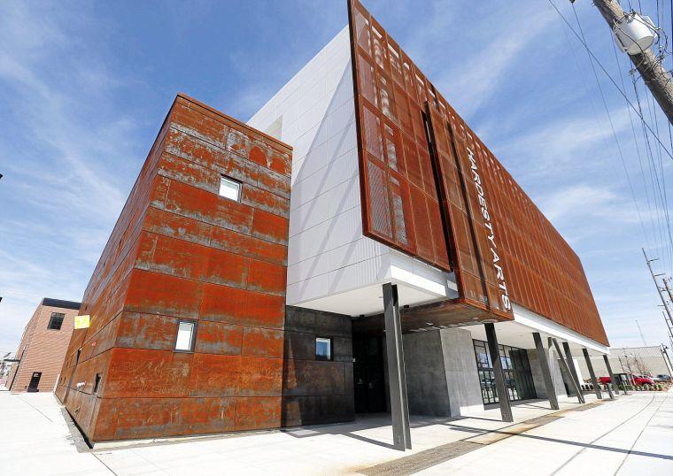 - Hardesty Arts Building