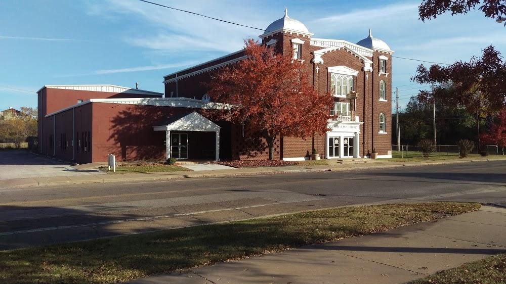 - Greenwood Cultural Center