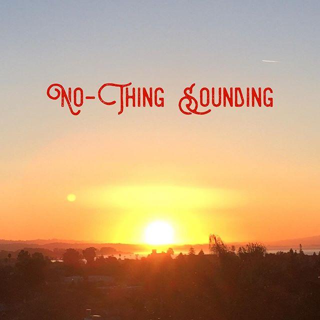 No-Thing Sounding Podcast available at https://podcasts.apple.com/us/podcast/no-thing-sounding/id1462460388 #jambands #music #santacruz #improvisation #santacruzmusic #nonduality #podcast #musicpodcast
