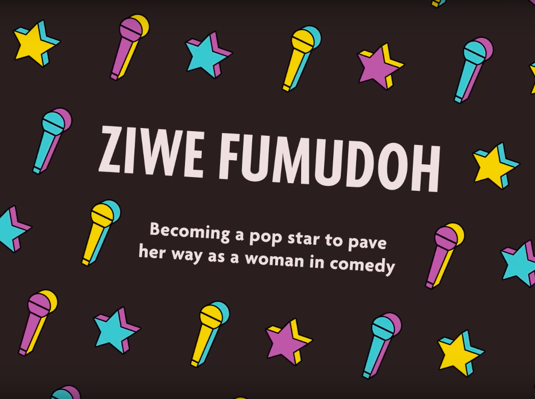 NOW THIS - Ziwe Fumudoh Is Confronting Prejudice Through Comedy