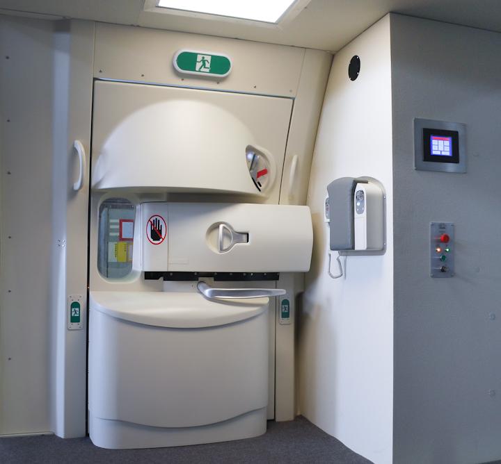 Copy of Copy of B-787 Door Trainer