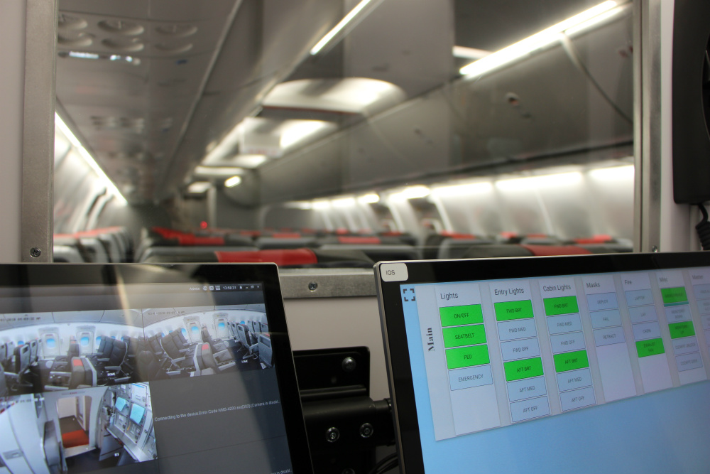 B-737 CST Instructor Station