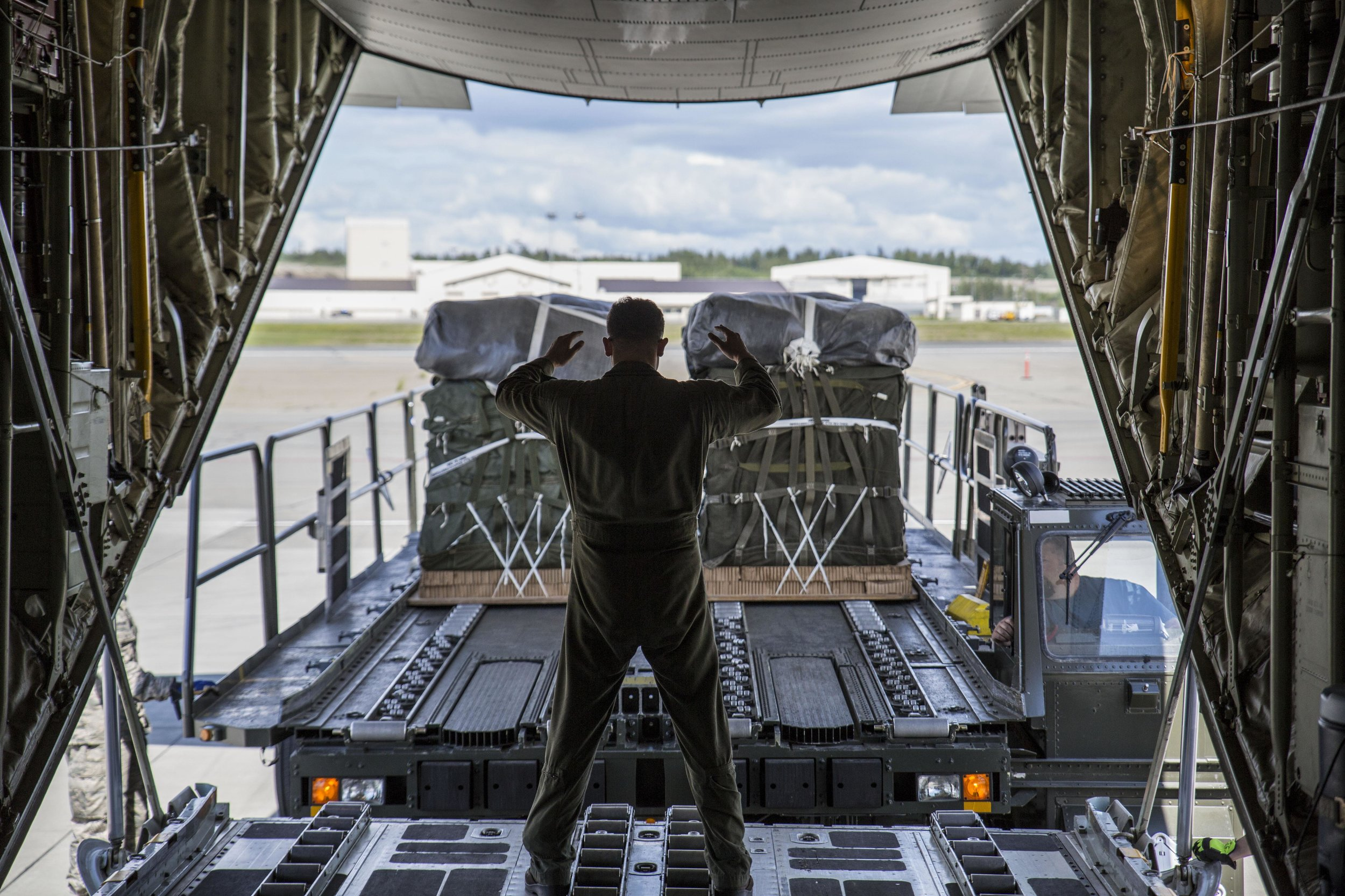 C-130 Cargo Loadmaster