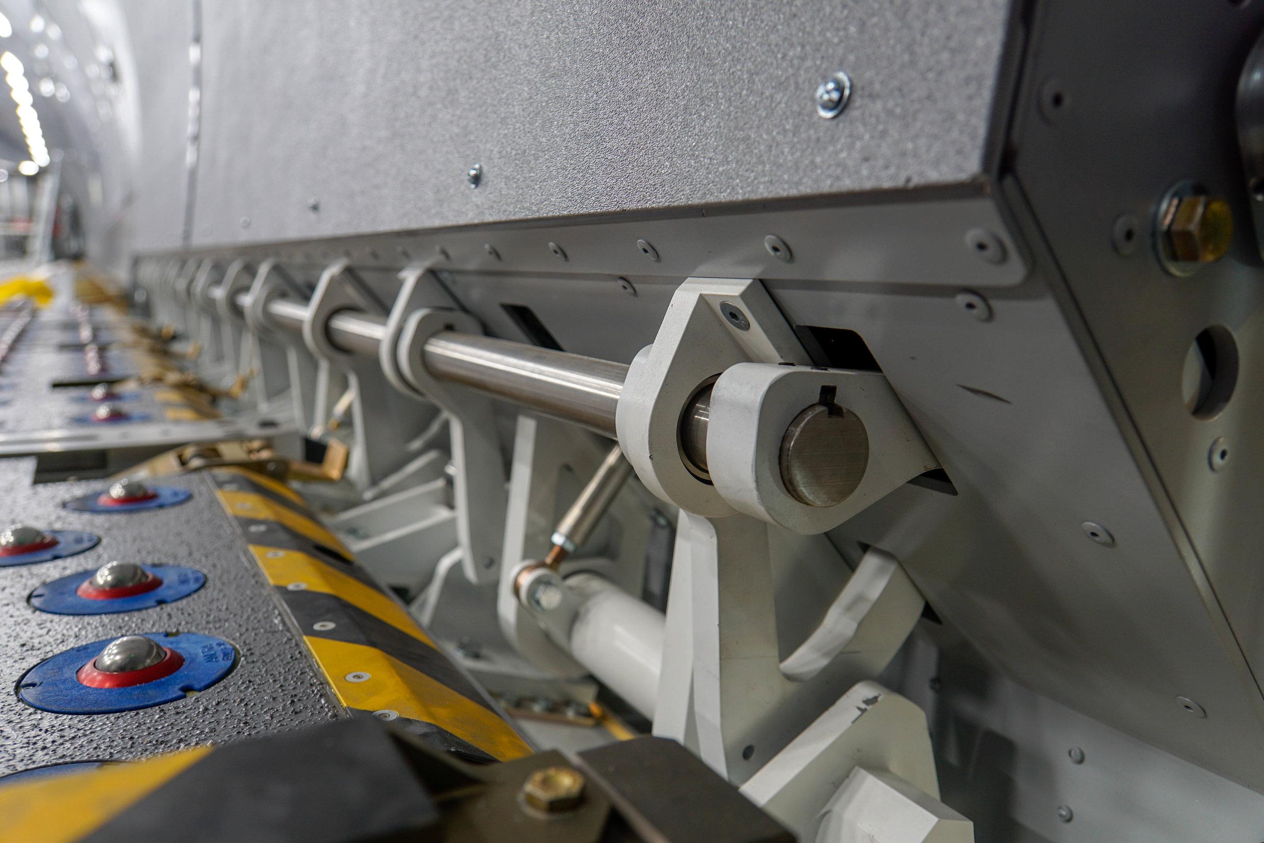 KC-46 Fuselage Trainer Cargo Door