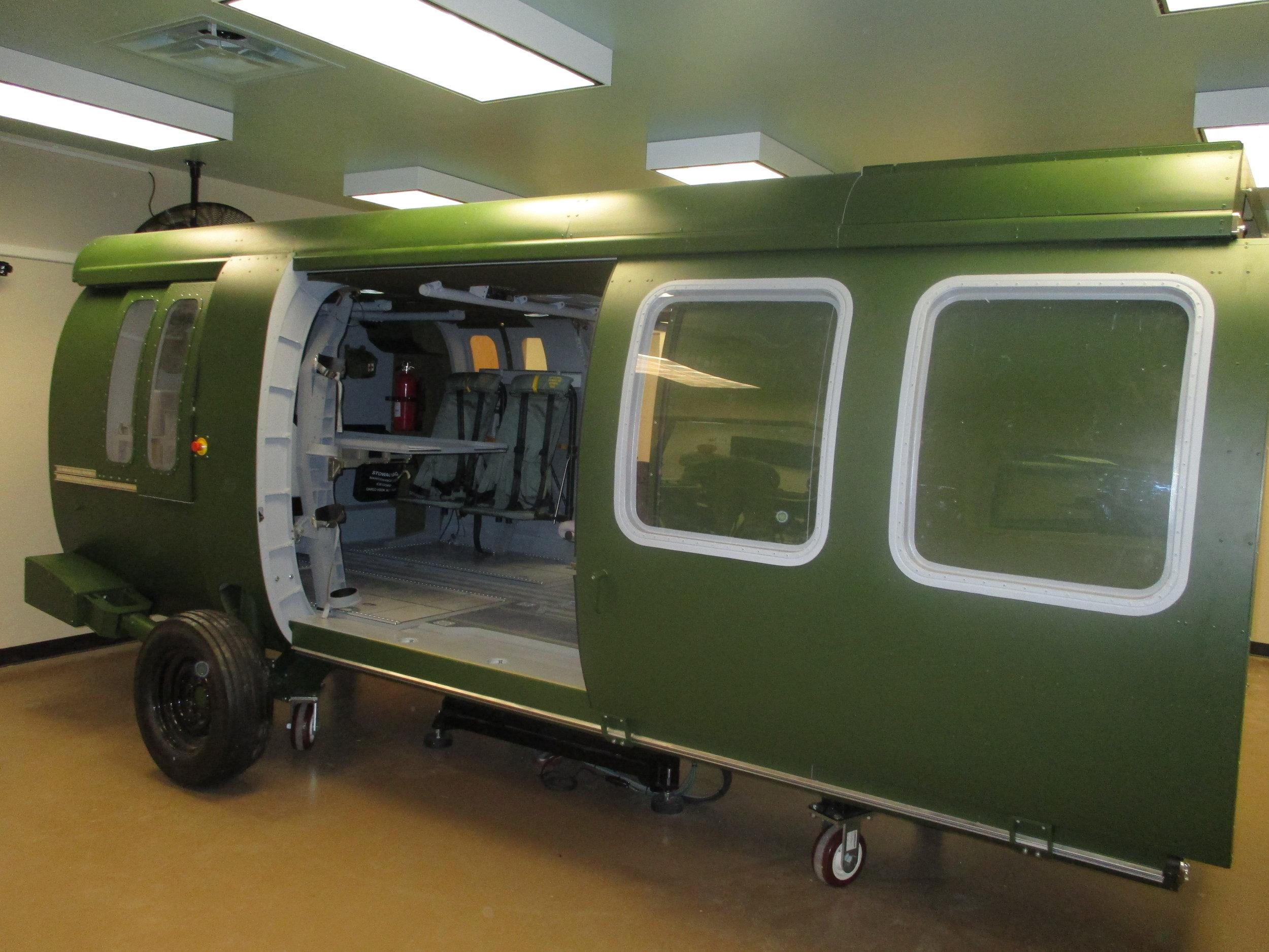 UH-60 TMTL Exterior