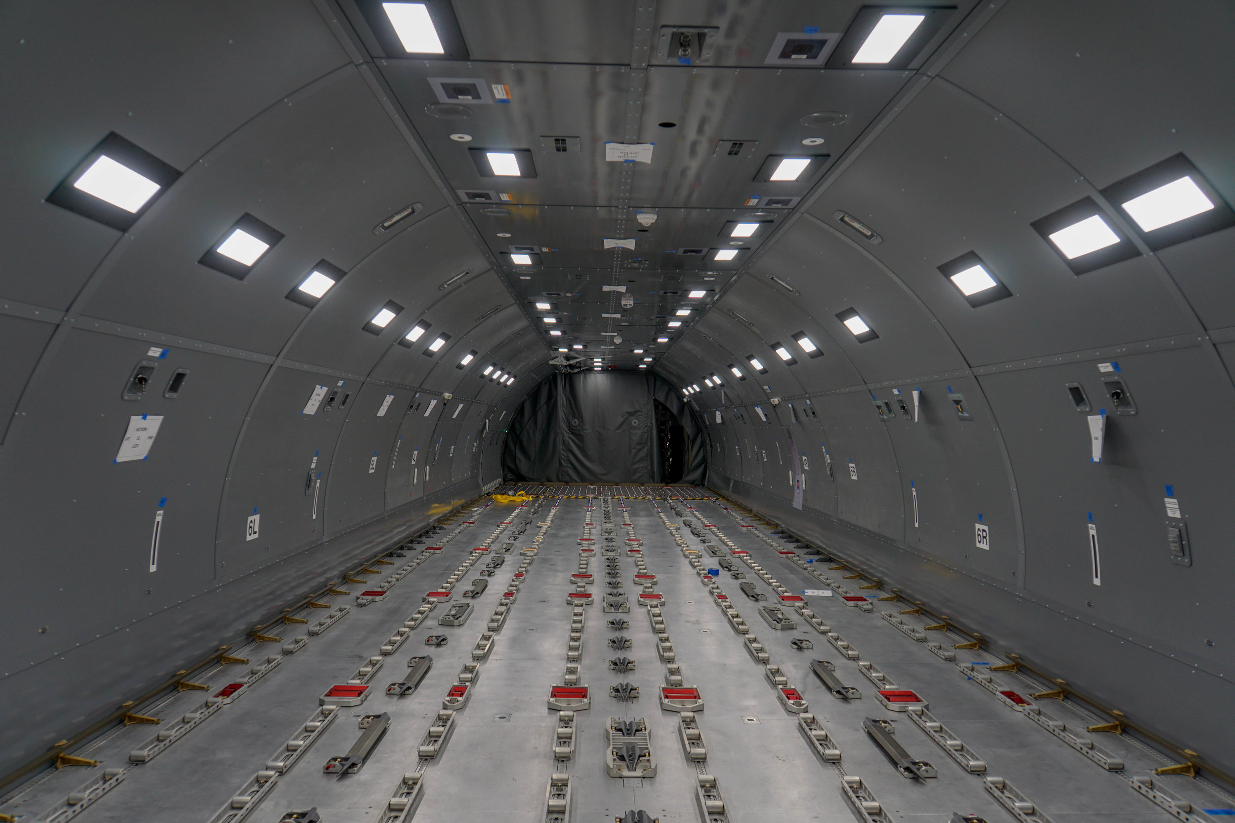 KC-46 Fuselage Trainer