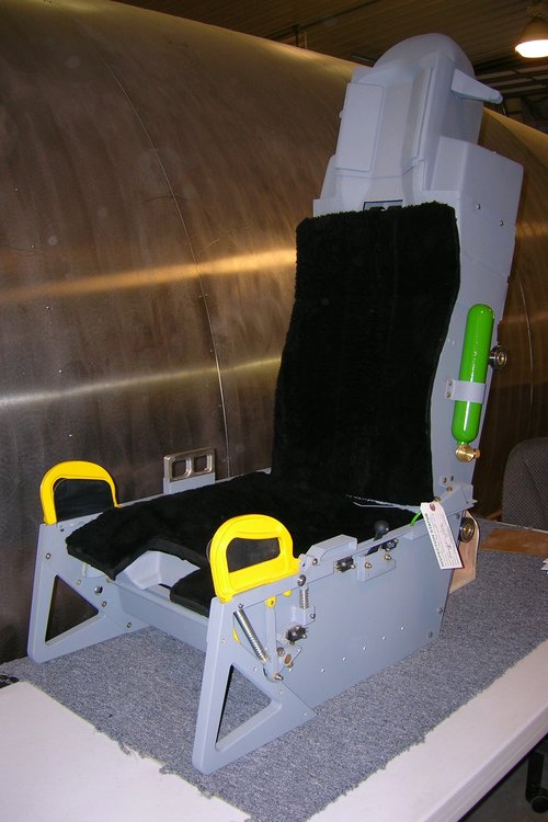 A-10 Ejection Seat Mockup