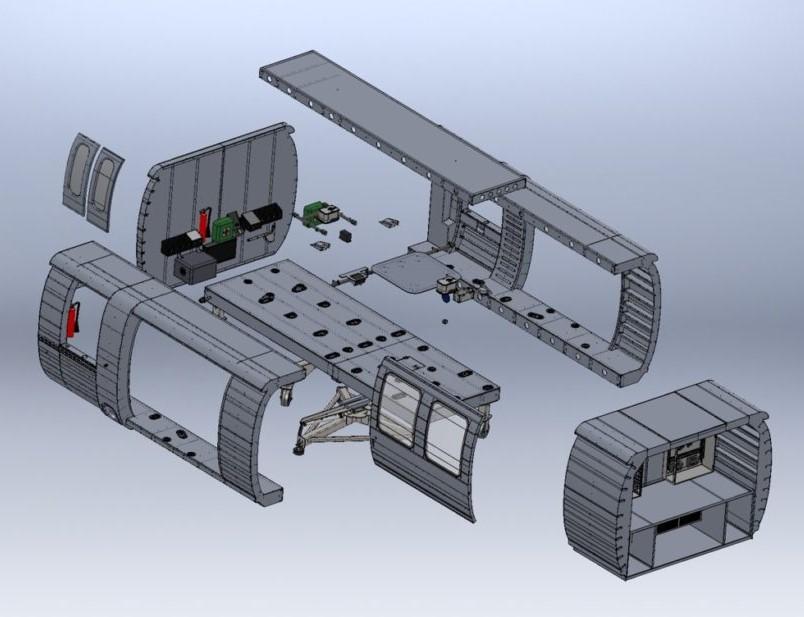 UH-60 TMTL Design