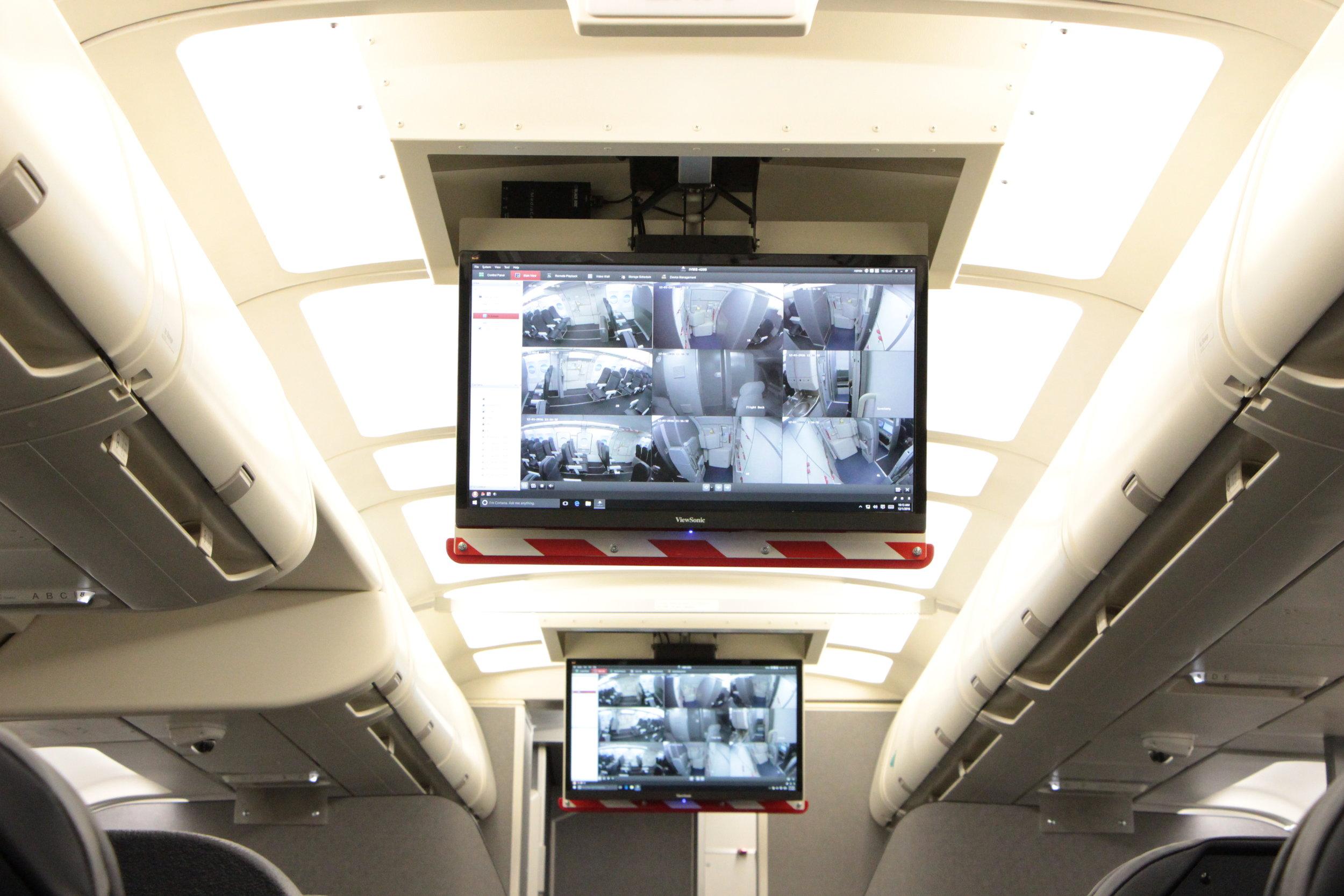 CEET Camera System & Monitors
