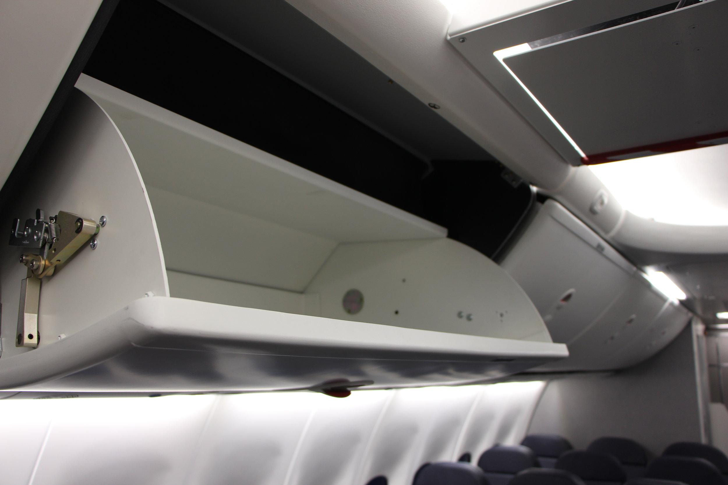 Functional Overhead Bins