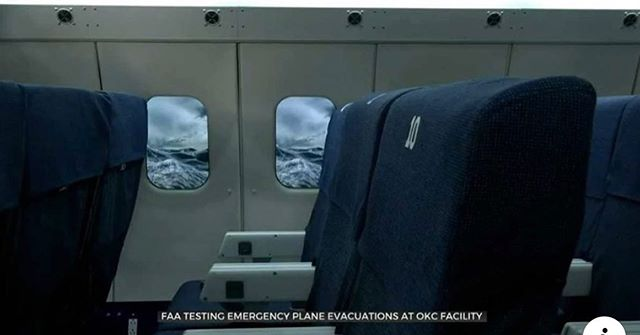 """Designed, built and Installed by Newton Design.  The Federal Aviation Administration is using an Oklahoma testing facility to investigate if the distance between airplane passenger seats play a role in emergency evacuations.  It was Congress who requested the team at the Mike Monroney Aeronautics Center to take up the task of seeing what role airplane passenger seats play during times of emergency.  The state-of-the-art research plane used for testing will have the ability to simulate floods, storms and realistic evacuations.  Researchers can also set up the seats in different configurations to test what Congress asked them to do through the FAA Re-Authorization Act of 2018; figure out if the dimensions of airplane seats effect evacuations. """"We have the capability of setting up a variety of configurations, so that we can include humans in the testing and come up with some empirical data to inform our regulatory decisions about safety,"""" said Stacey Zinke-McKee of the Protection and Survival Research Laboratory.  The scientist also said they haven't done testing on seating before, but they have done other test in the past. This is all with the same goal to see what factors impact emergency plane evacuations. """"We have studied here a lot about the exit flow rate. How quickly can people get through the door, down a slide or even out of an over-wing exit. That is usually the bottleneck on an evacuation,"""" said Richard DeWeese from the FAA Civil Aerospace Medical Institute.  The FAA research team will start gathering data over these next couple months and hope to finish in December. They plan to publish a final report on their findings sometime next summer."""