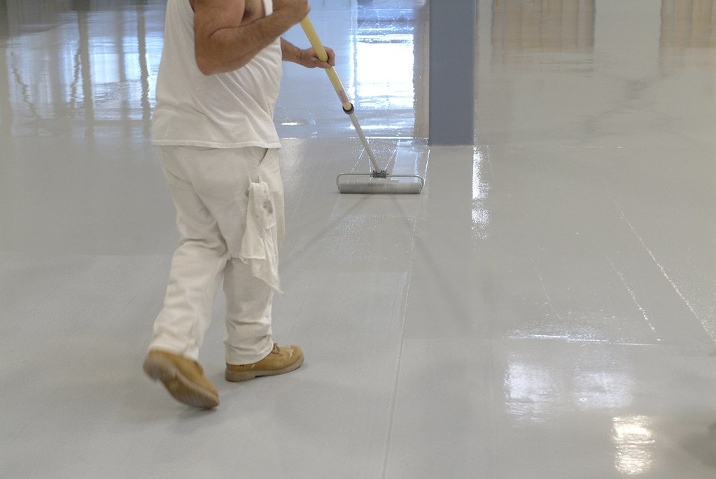 EPOXY COATINGS & POLISHED CONCRETE - Coatings applied by Alternative Surfaces can be easily and economically maintained and re-coated. Our applicators use the most professional equipment and procedures to assure speed and simplicity of application.