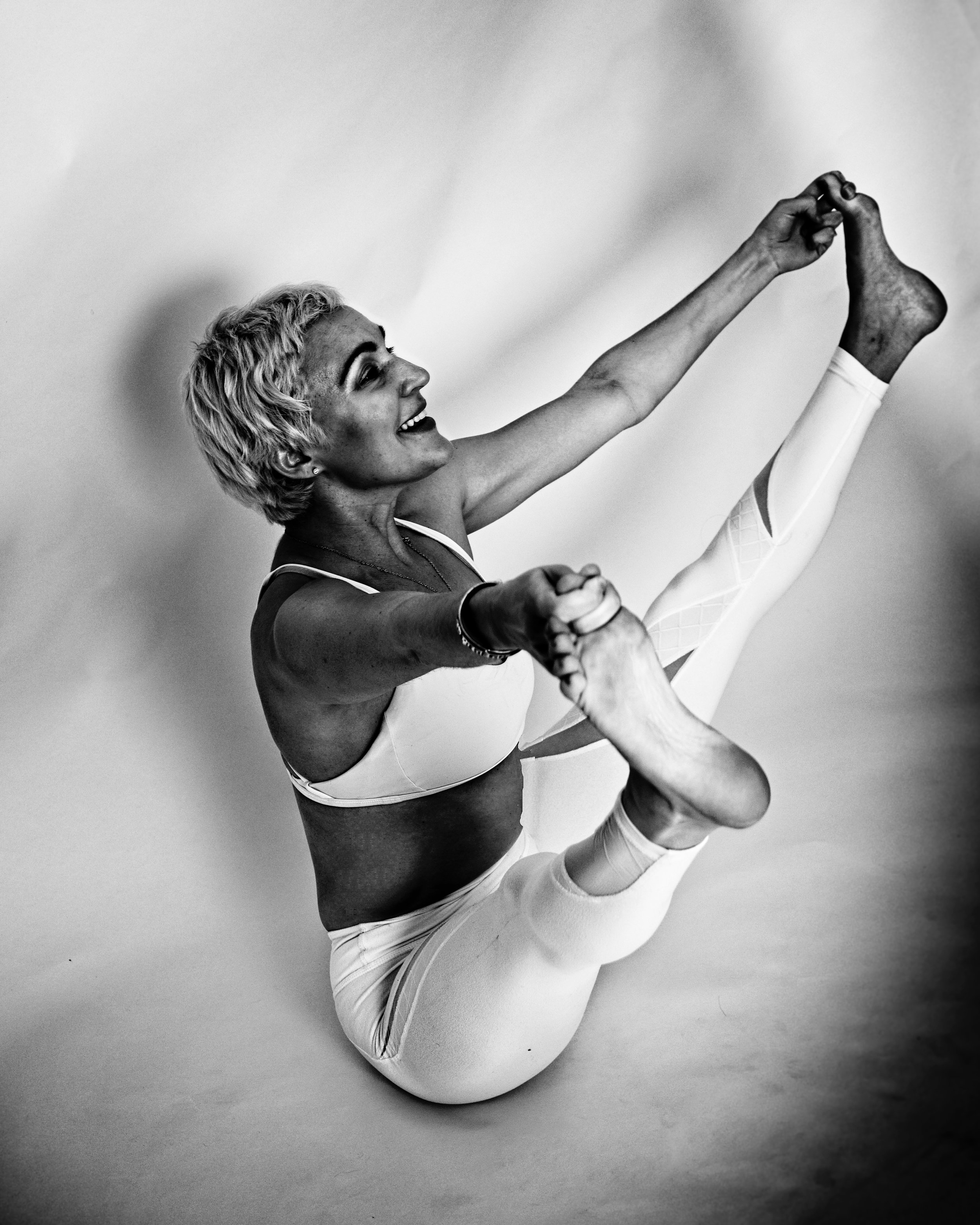 Tiffany Porté Woodruff, Founder & Visionary of Yoga at Tiffany's.