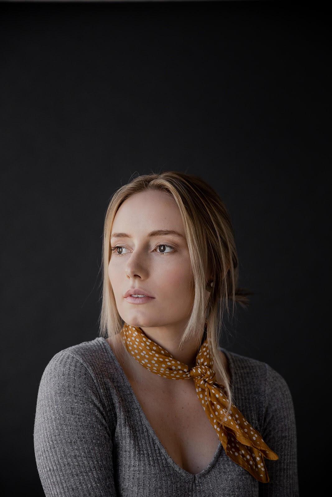 Photographer: Steph Kirk  Model: Eden Strader  Hair & Makeup: Abigail Hill