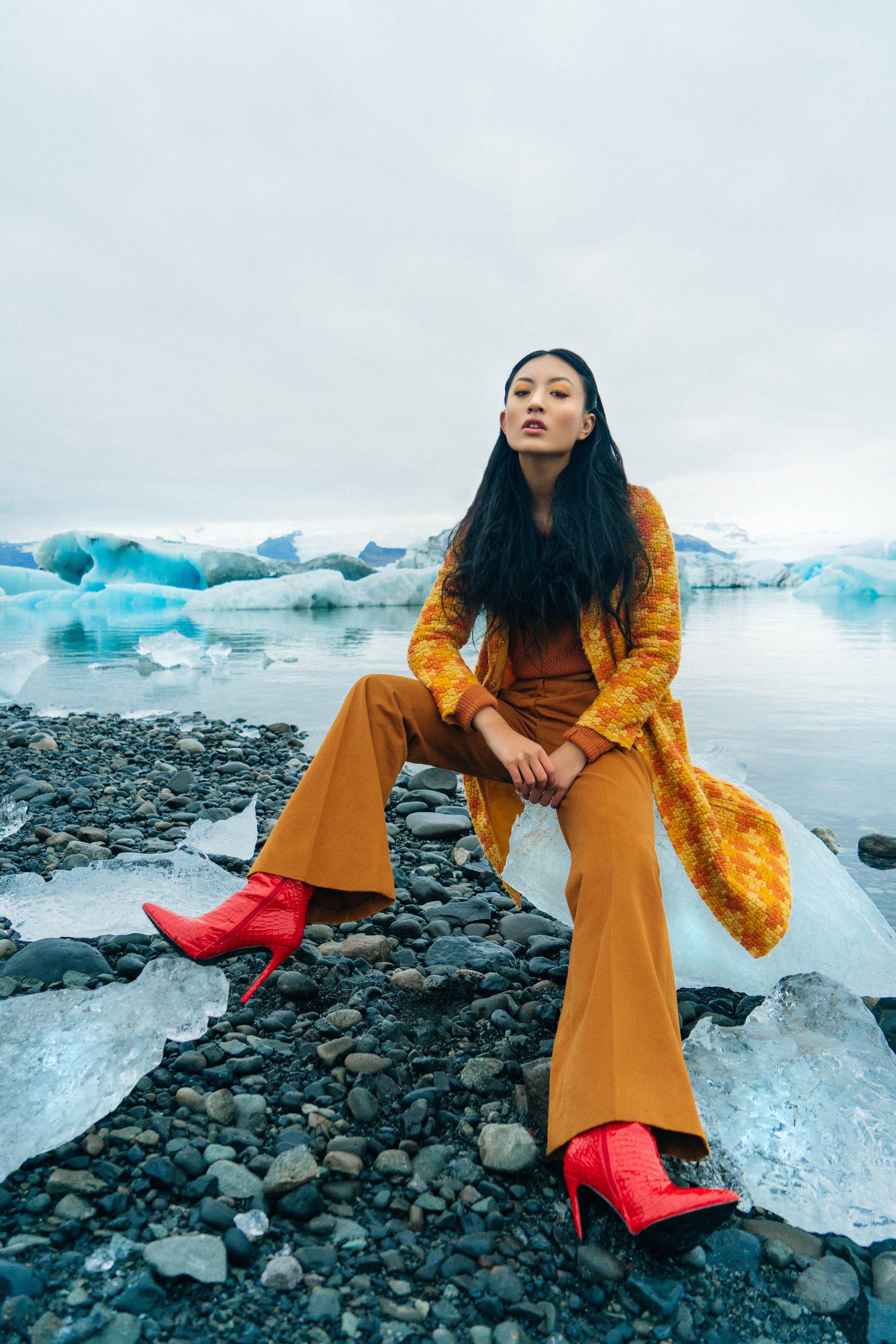 Evolution of a Woman  Photographer & Stylist: Stacie Yue  Model: Jiajing Yi  Hair & Makeup: Abigail Hill