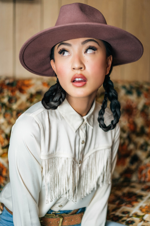 Photography: Stacie Yue  Model: Jiajing Yi  Makeup: Mikaela Kester & Mak Plock  Hair & Wardrobe: Abigail Hill