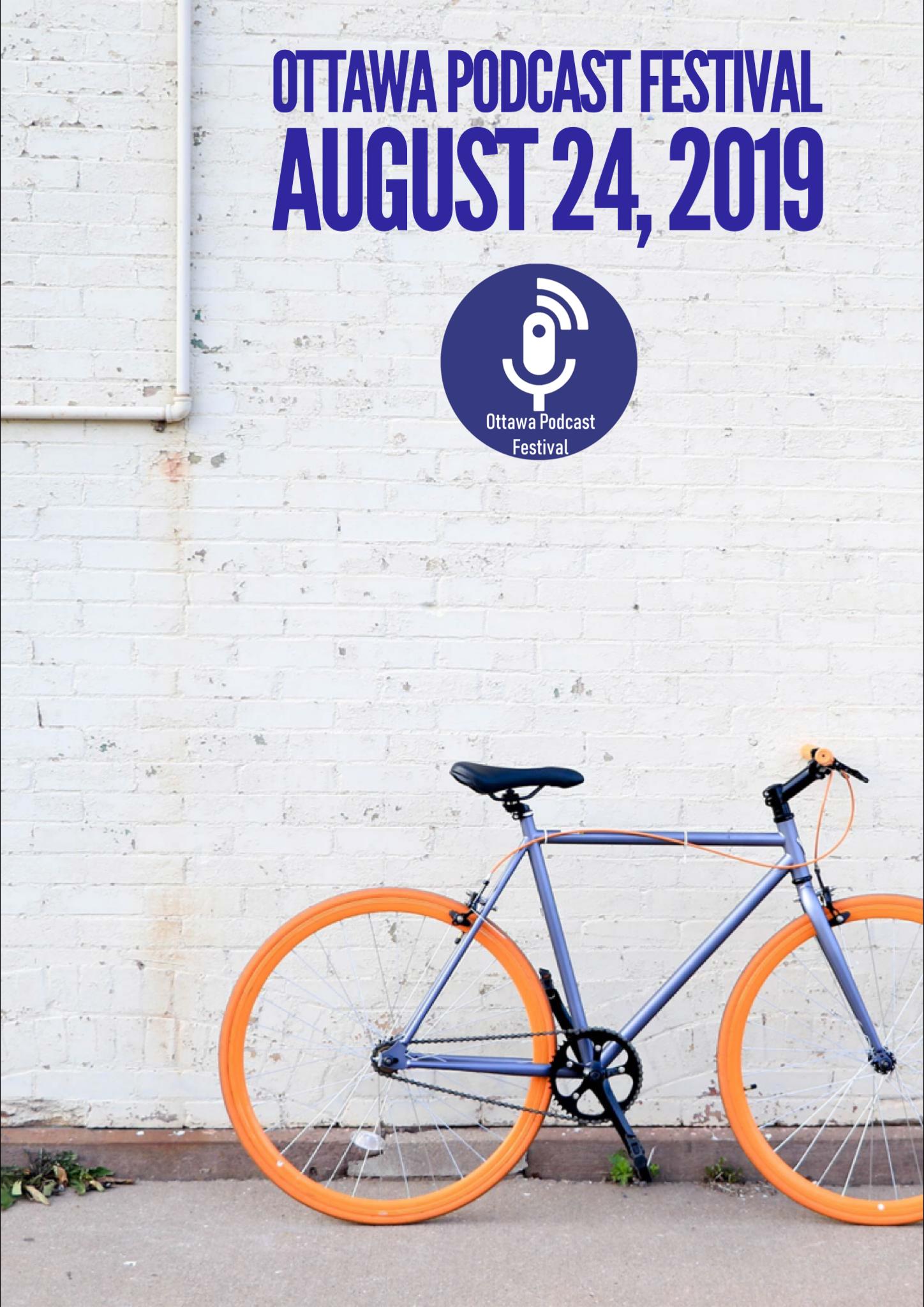 Ottawa Podcast Festival - On the Move