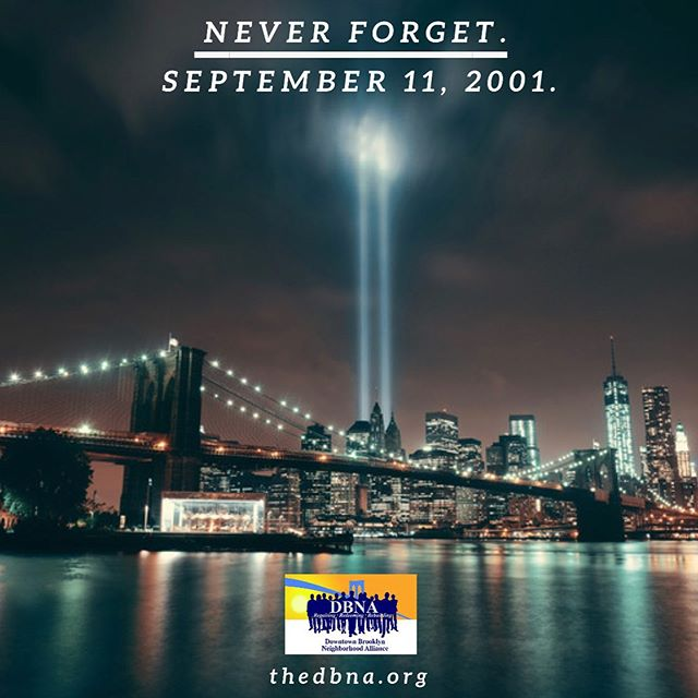 We will always remember those who risked their lives and lost their lives on 9/11/2001. . . . #neverforget #september11 #remember #like #share