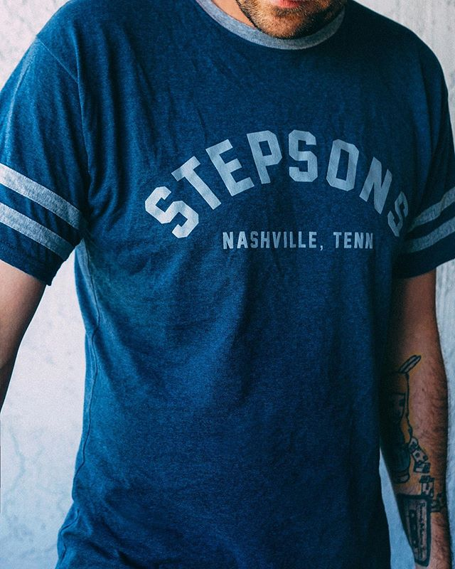 Say hello to the Varsity Tee...now in stock at our online store (link in bio), or DM here and we'll hook you up! . . 📸 : @nate_taylor