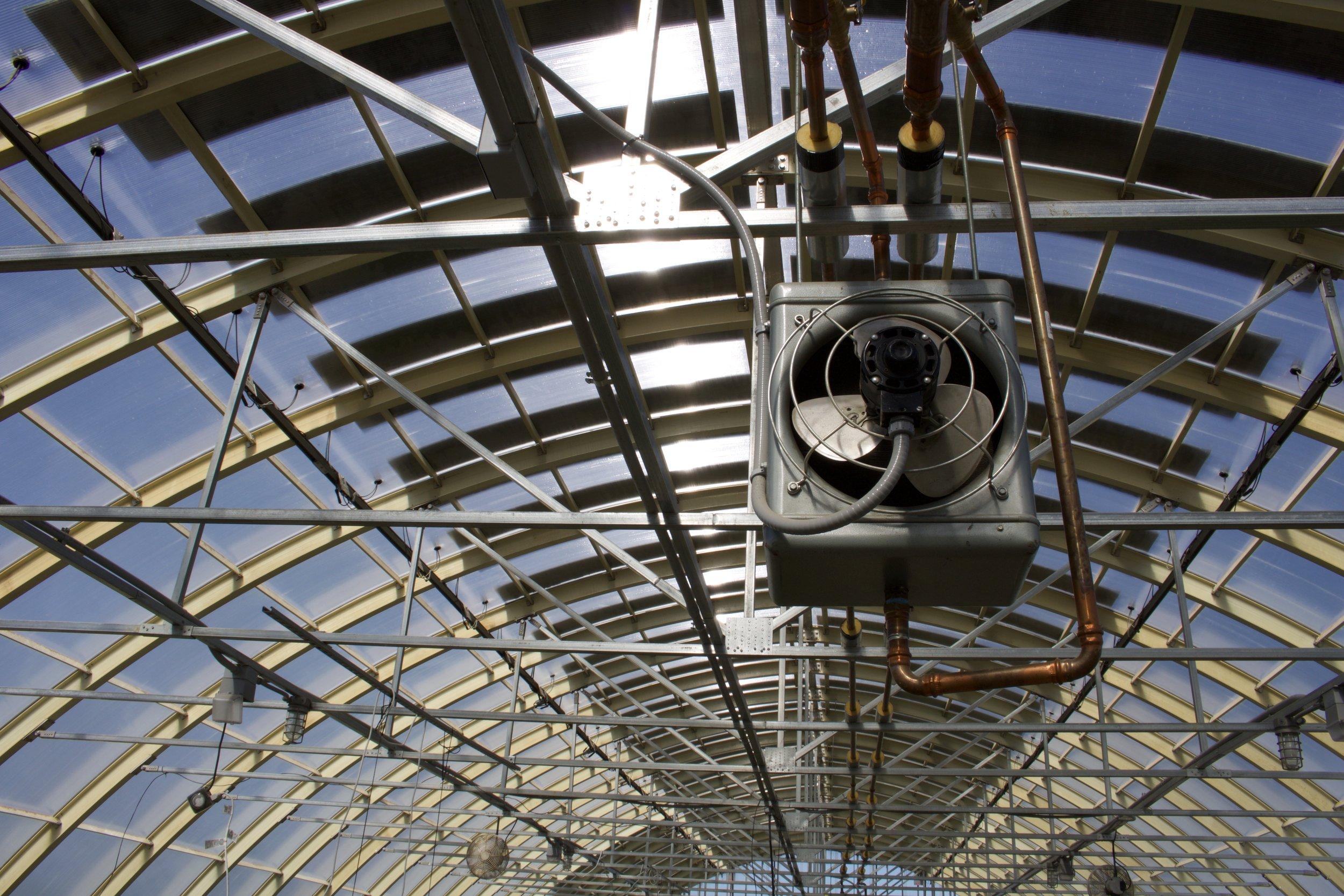 Internal Components-Fan-Solar