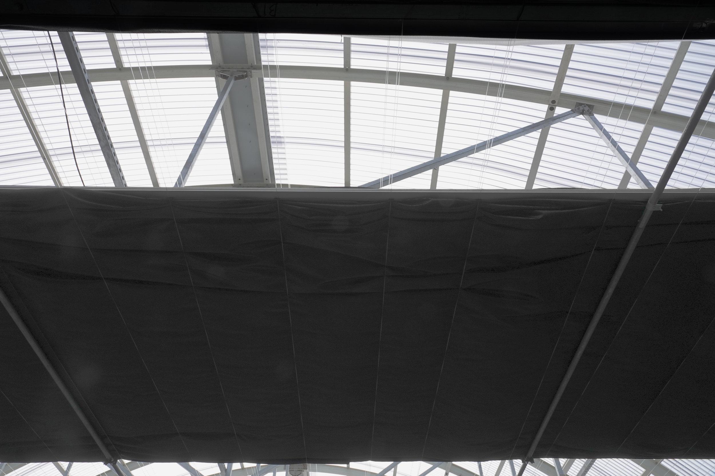 ArchSolar Light Deprivation Greenhouse Cloth