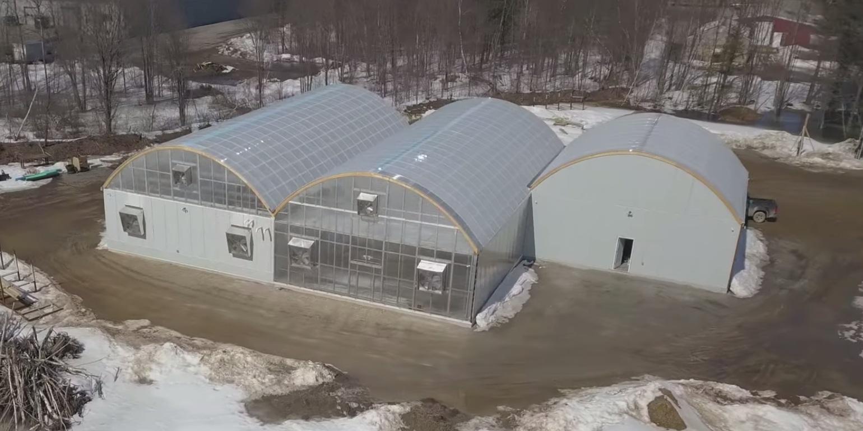 Extreme Light Dep Greenhouse ArchSolar