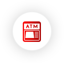 ATM on site