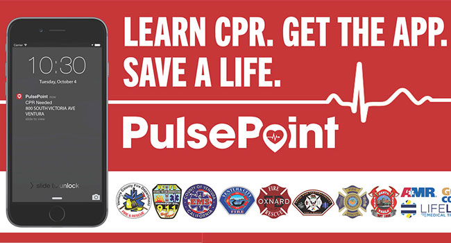 Pulse Point App -