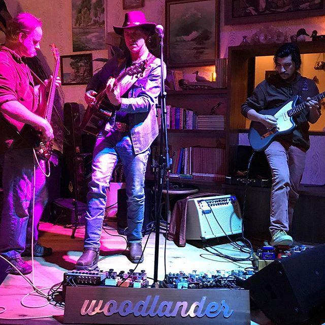 Woodlander & Friends Live at Fern Bar in Sebastopol, CA
